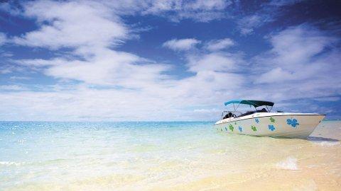 Mauritius er som en drøm som blir virkelighet.