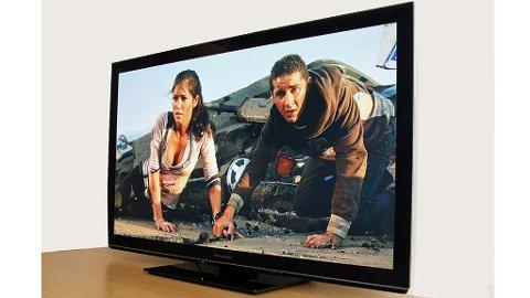 Panasonics nye TX-P50VT30 den beste flatskjermen vi har testet.