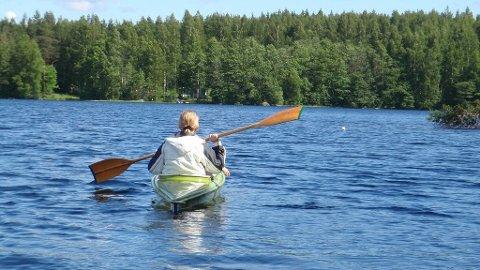 Sjø eller hav, Finland er et flott land å padle i.