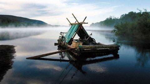 Prøv deg som Huckleberry Finn i de Värmlandske skogene