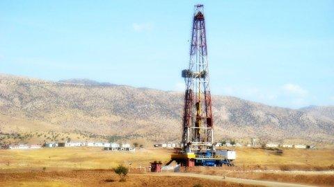 Oljeproduksjon Tawke Nord-Irak DNO