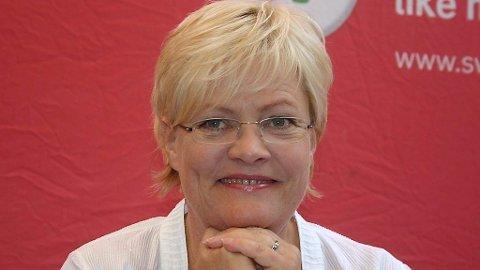 Kunnskapsminister Kristin Halvorsen (SV).