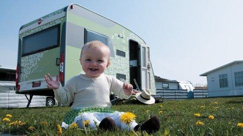 Til deg som ikke har oppdaget campinglivets gleder ennå: Du har mye å se frem til.
