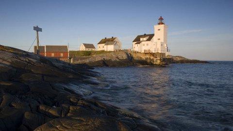 Homborsund fyr er en liten Sørlandsperle utenfor Grimstad.