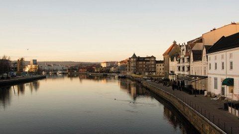 Fredrikstad er en idyllisk østlandsby.