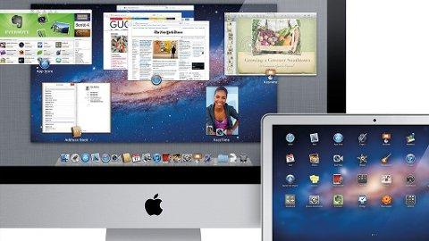 Nå slipper Apple sitt nye operativsystem som gir deg mer enn 250 nye egenskaper.
