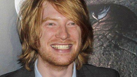 Domhnall Gleeson fikk rollen som Bill Weasley i Harry Potter-filmene.