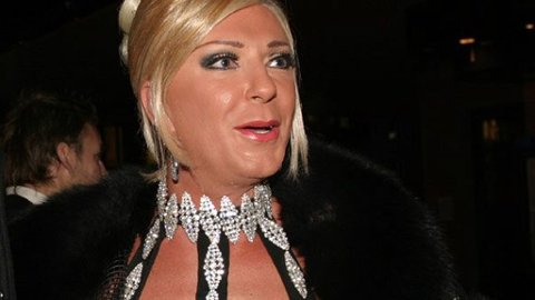 TERJE SCHRØDER skilleri seg fra den talienske showdanseren Paolo Tuci.