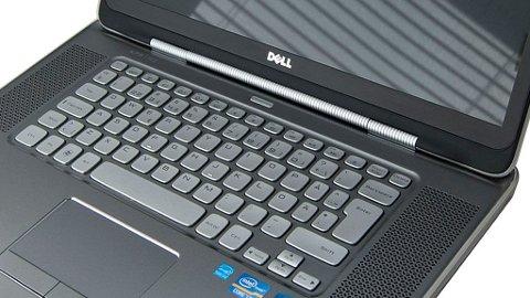 Etter å ha strippet Dell XPS 15 ned til margen, pusset litt på utseendet og gitt den et nytt navn, kan endelig Dell XPS 15z se dagens lys.