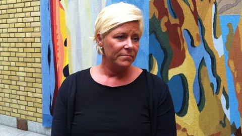 Siv Jensen, Stortinget
