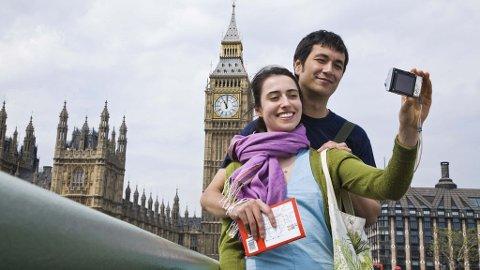 London er mange nordmenns storbyfavoritt.
