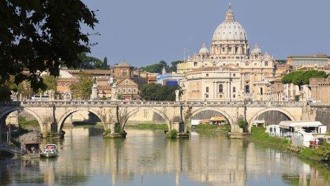 Roma er helt klart en av nordmenns favorittbyer.