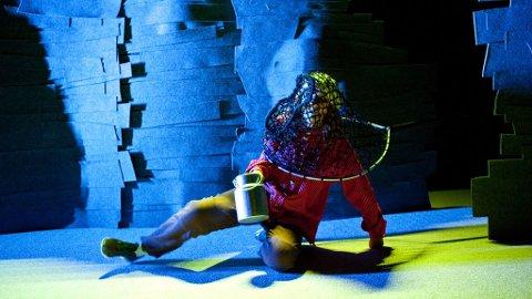 Gutten og gullfuglen er jubileumsforestilling på Hålogaland teater.