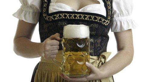 Tyskerne tjuvstarter oktober med Oktoberfest.