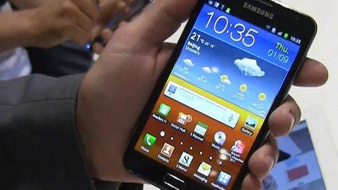 Er Samsung Galaxy Note en stor mobiltelefon, eller et lite nettbrett?