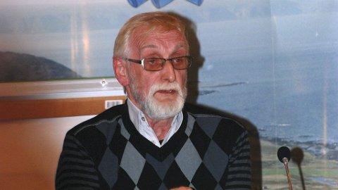 VALGVINNER: Karsten Schanche og Høyre gjorde reint bord i Berlevåg.