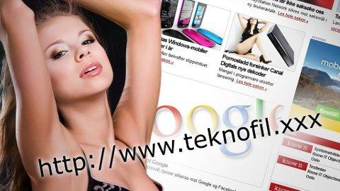 For å unngå at noen registrerer http://www.teknofil.xxx, må domenet blokkeres innen utgangen av oktober.