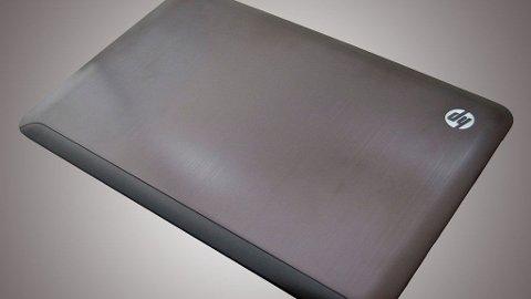 Det beste med HP Pavilion dm4-2000 er det lekre utseendet og den solide byggkvaliteten.
