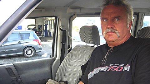 Tom Johnsen er lei av alle bilister i luksusber som grisekjører på veiene i Hordaland.