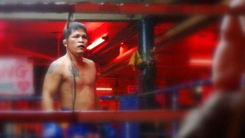 FOR DE TØFFESTE: Thaiboxing er bare en av mange aktiviteter du kan prøve deg på i Thailand.