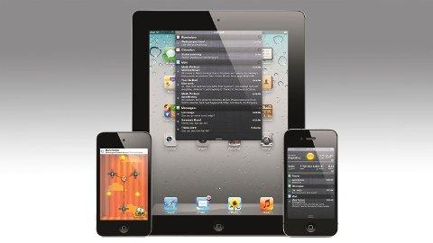 Nå kan du oppgradere Apple-dingsene dine til iOS 5.