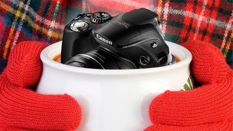 Canon PowerShot SX40 HS er ett av flere kameraer som kommer i butikken i november.