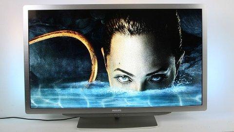 Philips 46PFL9706 er kort og godt den beste TV-en vi har testet i år.