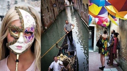 Venezia må oppleves før det er for sent.