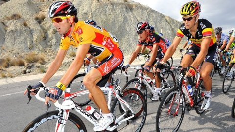 Vuelta a España 2009.