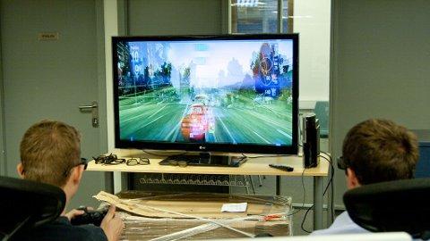Nå kan du spille mot en kamerat uten å måtte dele på plassen på skjermen.