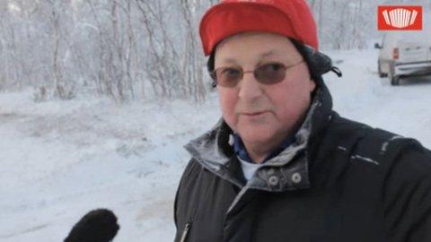 Knut Hjalmar Andersen sier bussulykken er noe av det verste han har opplevd.
