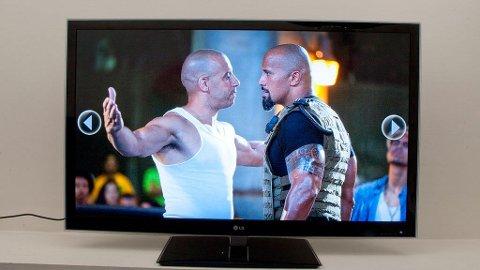 LG 55LW650W er en stor LED-TV, med 3D og høy bildekvalitet, til en fornuftig pris.