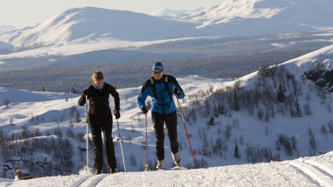 Milevis med preparerte løyper venter deg i Lillehammer.