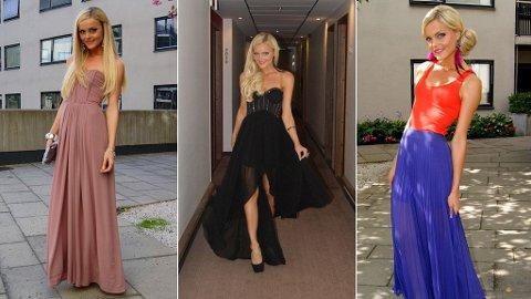Caroline har garderopben proppfull av klær, og vi har plukket ut de 15 flotteste antrekkene fra 2011.