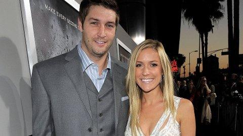 SLUTT: People Magazine melder at Kristin Cavallari og Jay Cutler har brutt forlovelsen.