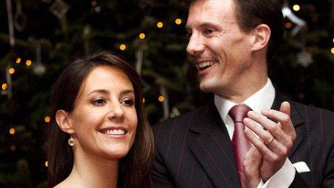 GLADE: Marie og Joachim har vært i Kina i snart en uke.