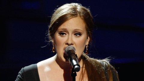 OPPFØLGER: 21 ble spilt inn da Adele var 21 år.