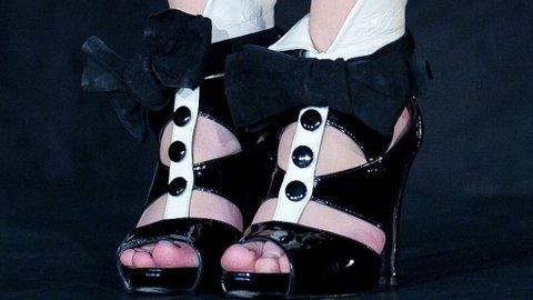 HELENE WESTBYE definerer sin nyeste kolleksjon som både feminin og rocka.