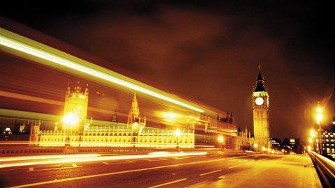 London er i konstant endring.