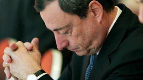 Toppsjef i Den europeiske sentralbanken ESB Mario Draghi dumpet renten torsdag ettermiddag.