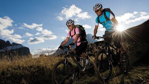 Det finnes et utall muligheter om du vil sykle i ferien.