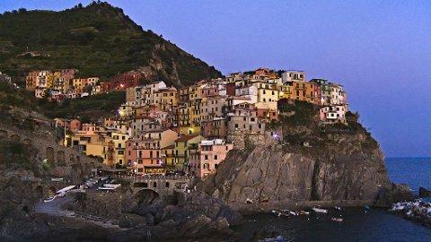 De pittoreske landsbyene i Cinque Terre passer godt til vandreturer.