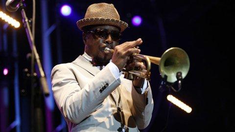 Roy Hargrove er blant musikerne som jazzer opp våren i Norge i mai.