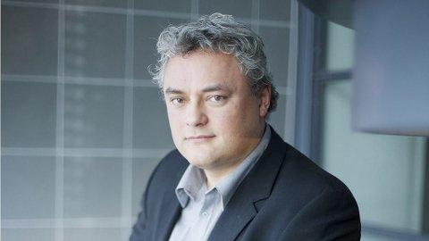 Fagdirektør, Jorge B. Jensen i Forbrukerrådet.