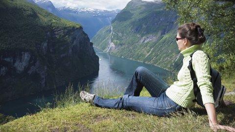 Finn ditt utsiktspunkt eller ditt drømmested i vårt langstrakte land.