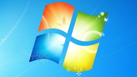 Arvtakeren etter Windows 7 (bildet) nærmer seg.