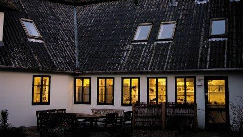 Stemningen er god på danske kroer.