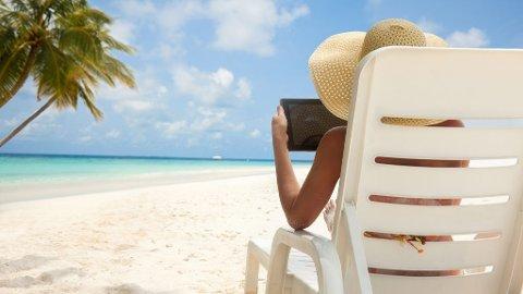 Nettilgangen er stort sett ikke så langt unna - heller ikke på ferie.
