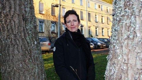 Overlege ved Dikemarks sikkerhetsavdeling, Anne Kristine Bergem.