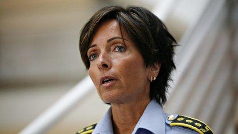 Politiinspektør Hanne Kristin Rohde.